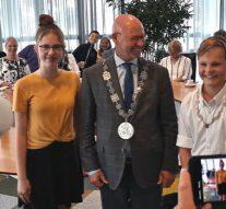 Nieuwe jeugdburgemeester van Kampen geïnstalleerd