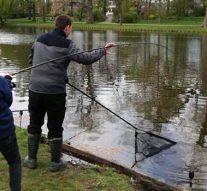 Driedaagse viscursus voor de jeugd