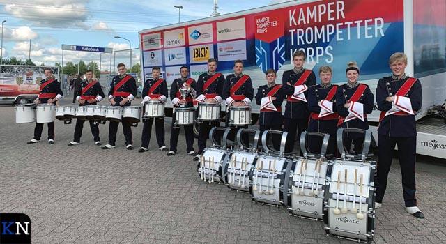Kamper Trompetter Korps Nederlands kampioen