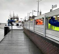 Wisselend deel IJsselkade weken afgesloten