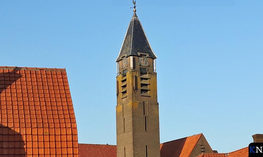 De Westerkekr in Brunnepe luidde ook de klokken op woensdagavond.