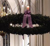 Liturgiethema 'Verheugt u!' roze gekleurd