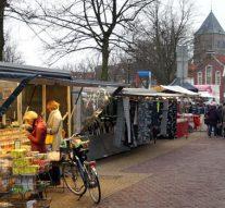 Organisatie maandagmarkt blijft bij gemeente