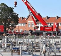Werkzaamheden parkeerdek Buitenhaven hervat