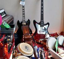 Leeg pand Oudestraat deze maand pop-up muziekzaak
