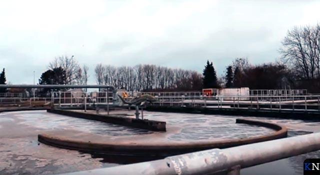 Rioolzand wordt herverwerkt in baksteen en asfalt