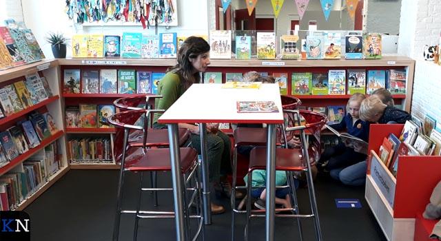 Volwaardige schoolbibliotheek op Kampereiland
