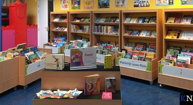 Schoolbibliotheek Meerrijk verrijkt leesklimaat