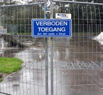 Skatebaan in Stadspark per direct tijdelijk gesloten