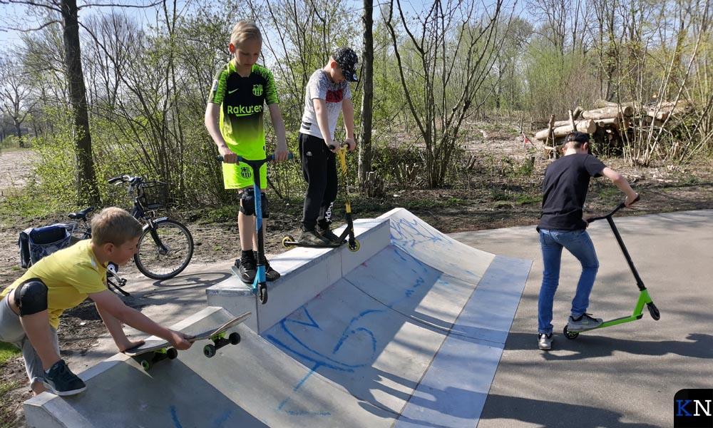 Stepjes als opstap naar een echt skateboard