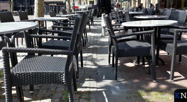 Kamper horeca krijgt meer terrasruimte
