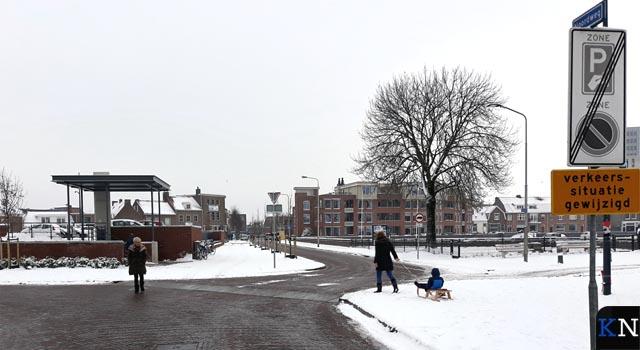 Noordweg voor Koggewerf beschouwd als uitrit