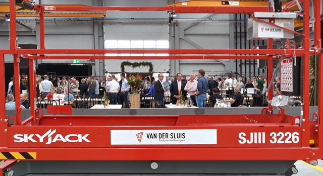 Porta Futurum opent toekomst Van der Sluis Constructie