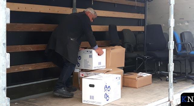 Kamper bedrijf verhuisd naar Emmeloord