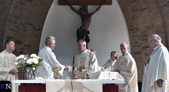 Scheidend pastoor Boogers vertrokken naar Utrecht