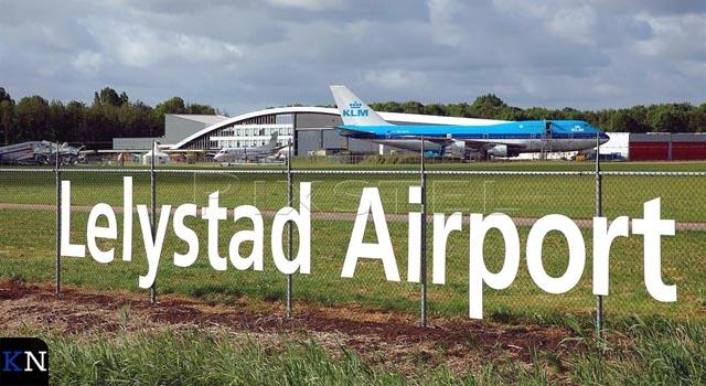 Kamper gemeentebestuur spreekt zich uit over vliegveld Lelystad