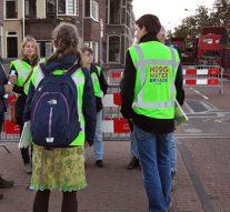 Hoogwaterbrigade op de vingers gekeken (video)