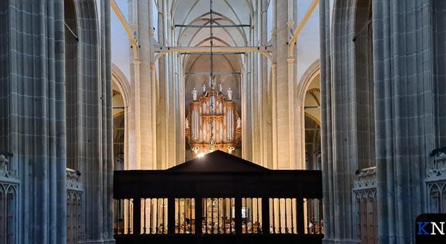 Orgelimprovisaties Pieter Heykoop woensdag 19 augustus in Bovenkerk (video)