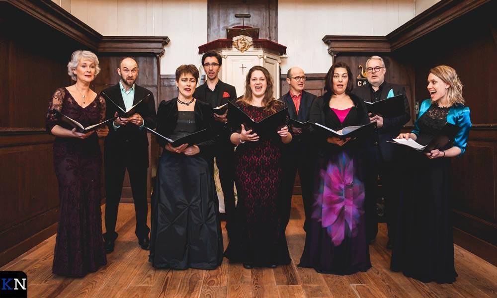 Gemengd vocaal ensemble Cantus Lux Aeterna
