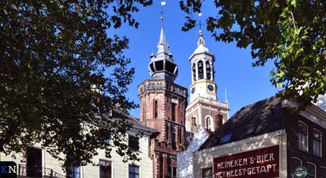 Zomeravondconcerten op beiaard Nieuwe Toren (video)